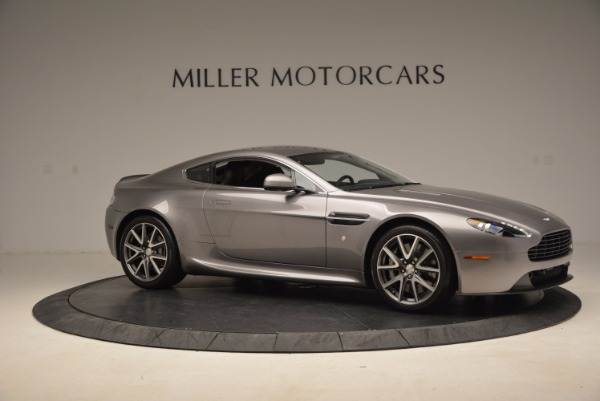 Used 2012 Aston Martin V8 Vantage for sale Sold at Bugatti of Greenwich in Greenwich CT 06830 10