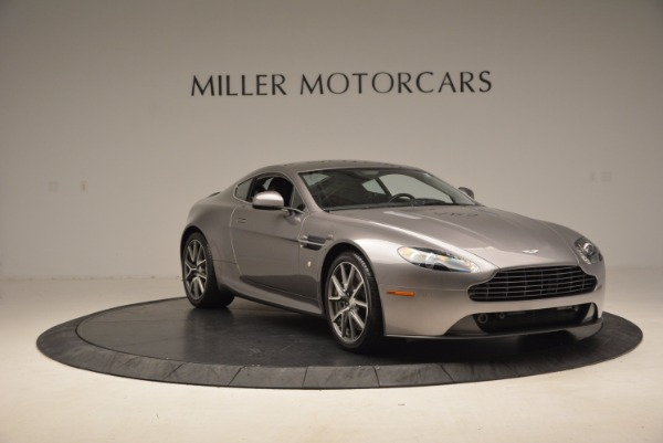 Used 2012 Aston Martin V8 Vantage for sale Sold at Bugatti of Greenwich in Greenwich CT 06830 11