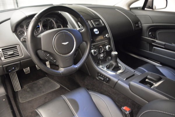Used 2012 Aston Martin V8 Vantage for sale Sold at Bugatti of Greenwich in Greenwich CT 06830 14