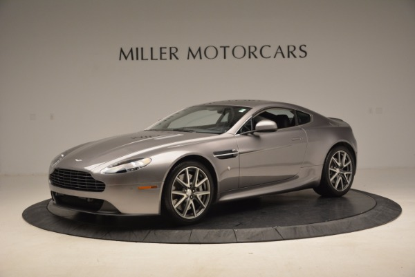 Used 2012 Aston Martin V8 Vantage for sale Sold at Bugatti of Greenwich in Greenwich CT 06830 2