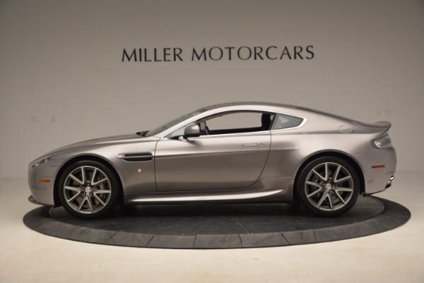Used 2012 Aston Martin V8 Vantage for sale Sold at Bugatti of Greenwich in Greenwich CT 06830 3