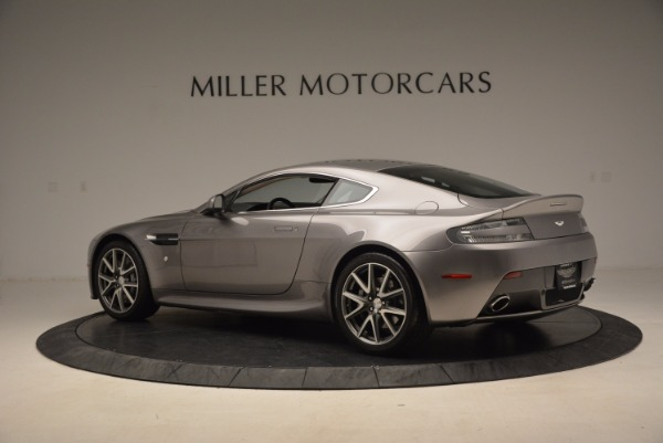 Used 2012 Aston Martin V8 Vantage for sale Sold at Bugatti of Greenwich in Greenwich CT 06830 4
