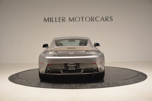 Used 2012 Aston Martin V8 Vantage for sale Sold at Bugatti of Greenwich in Greenwich CT 06830 6
