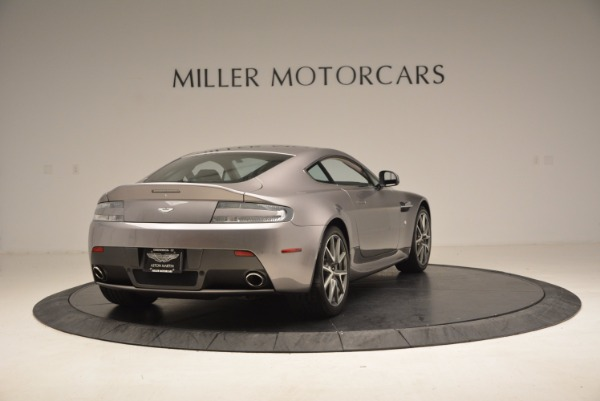 Used 2012 Aston Martin V8 Vantage for sale Sold at Bugatti of Greenwich in Greenwich CT 06830 7