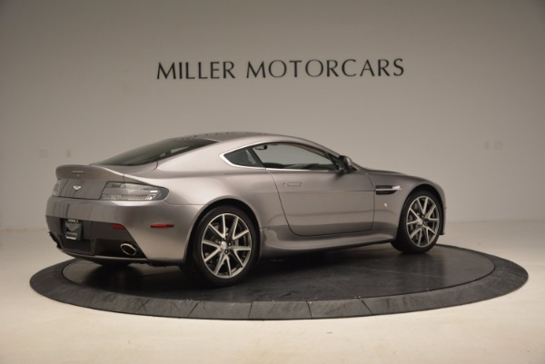 Used 2012 Aston Martin V8 Vantage for sale Sold at Bugatti of Greenwich in Greenwich CT 06830 8