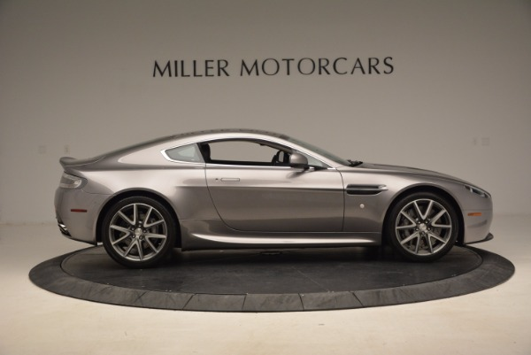 Used 2012 Aston Martin V8 Vantage for sale Sold at Bugatti of Greenwich in Greenwich CT 06830 9