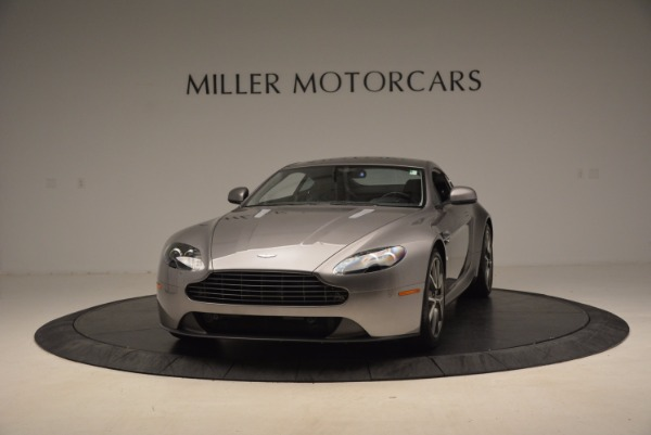Used 2012 Aston Martin V8 Vantage for sale Sold at Bugatti of Greenwich in Greenwich CT 06830 1