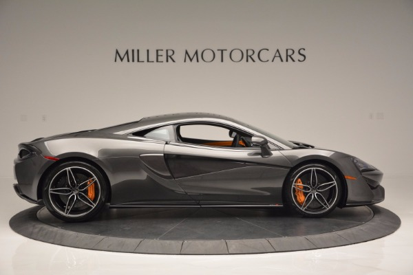 Used 2016 McLaren 570S for sale Sold at Bugatti of Greenwich in Greenwich CT 06830 9