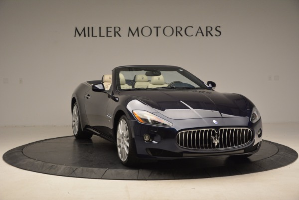 Used 2016 Maserati GranTurismo for sale Sold at Bugatti of Greenwich in Greenwich CT 06830 11