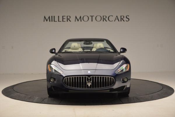 Used 2016 Maserati GranTurismo for sale Sold at Bugatti of Greenwich in Greenwich CT 06830 12