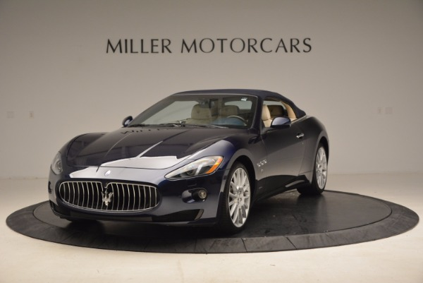 Used 2016 Maserati GranTurismo for sale Sold at Bugatti of Greenwich in Greenwich CT 06830 13