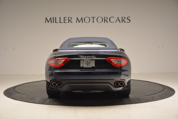 Used 2016 Maserati GranTurismo for sale Sold at Bugatti of Greenwich in Greenwich CT 06830 18