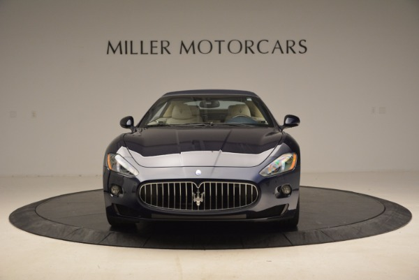 Used 2016 Maserati GranTurismo for sale Sold at Bugatti of Greenwich in Greenwich CT 06830 24