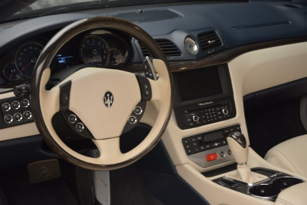 Used 2016 Maserati GranTurismo for sale Sold at Bugatti of Greenwich in Greenwich CT 06830 25