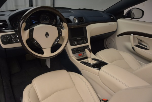 Used 2016 Maserati GranTurismo for sale Sold at Bugatti of Greenwich in Greenwich CT 06830 26
