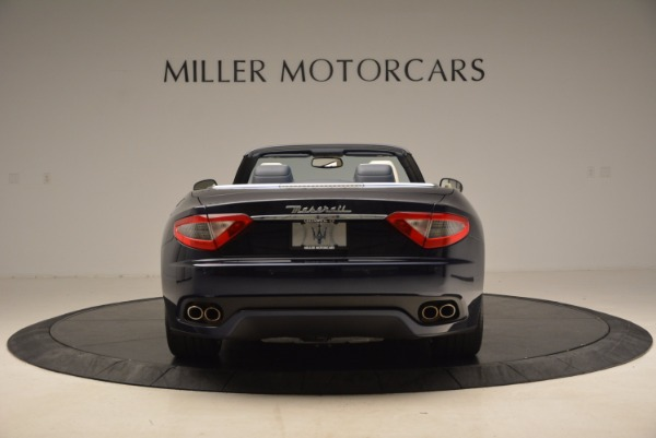 Used 2016 Maserati GranTurismo for sale Sold at Bugatti of Greenwich in Greenwich CT 06830 6