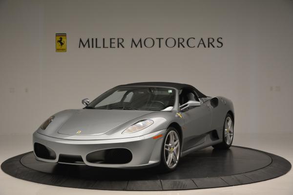 Used 2005 Ferrari F430 Spider for sale Sold at Bugatti of Greenwich in Greenwich CT 06830 13