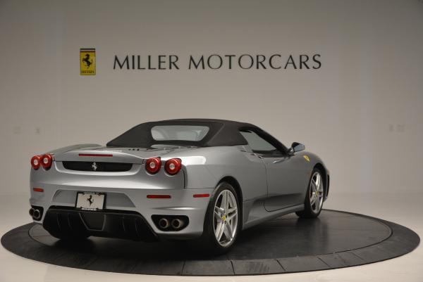 Used 2005 Ferrari F430 Spider for sale Sold at Bugatti of Greenwich in Greenwich CT 06830 19
