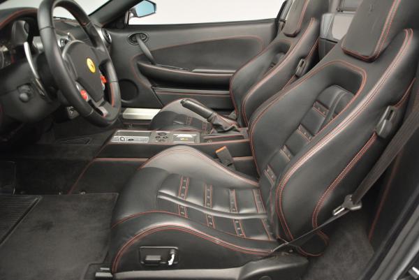 Used 2005 Ferrari F430 Spider for sale Sold at Bugatti of Greenwich in Greenwich CT 06830 26