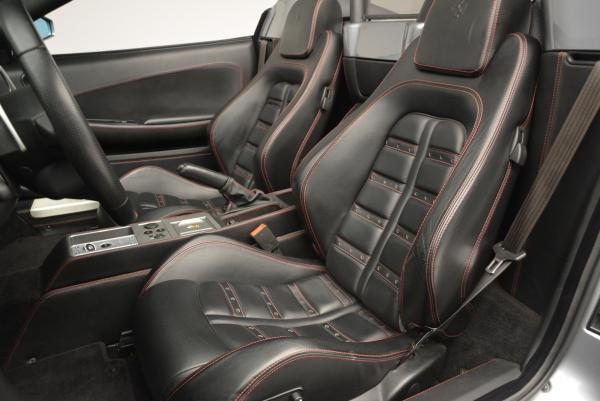 Used 2005 Ferrari F430 Spider for sale Sold at Bugatti of Greenwich in Greenwich CT 06830 27