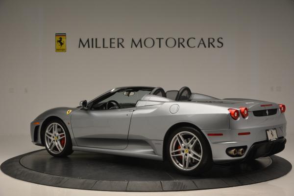 Used 2005 Ferrari F430 Spider for sale Sold at Bugatti of Greenwich in Greenwich CT 06830 4