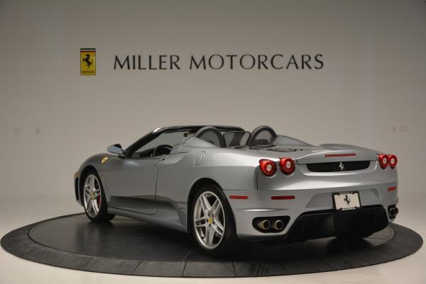 Used 2005 Ferrari F430 Spider for sale Sold at Bugatti of Greenwich in Greenwich CT 06830 5