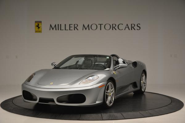 Used 2005 Ferrari F430 Spider for sale Sold at Bugatti of Greenwich in Greenwich CT 06830 1