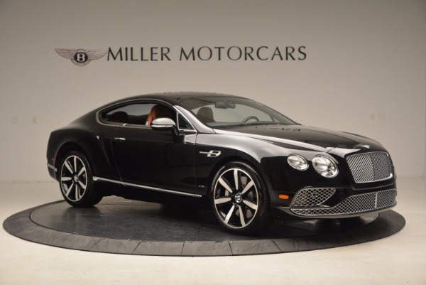 New 2017 Bentley Continental GT W12 for sale Sold at Bugatti of Greenwich in Greenwich CT 06830 10