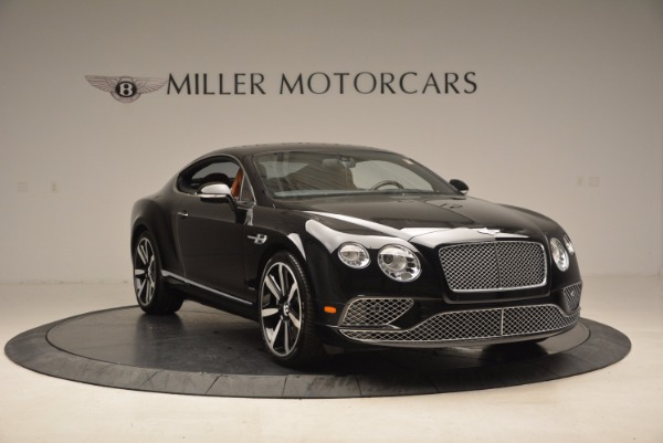 New 2017 Bentley Continental GT W12 for sale Sold at Bugatti of Greenwich in Greenwich CT 06830 11