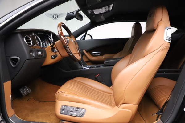 New 2017 Bentley Continental GT W12 for sale Sold at Bugatti of Greenwich in Greenwich CT 06830 17