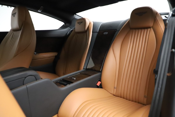 New 2017 Bentley Continental GT W12 for sale Sold at Bugatti of Greenwich in Greenwich CT 06830 20