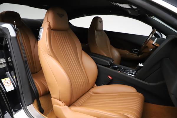 New 2017 Bentley Continental GT W12 for sale Sold at Bugatti of Greenwich in Greenwich CT 06830 24