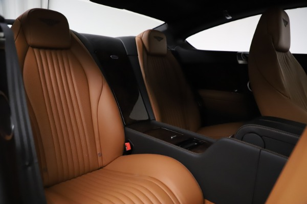 New 2017 Bentley Continental GT W12 for sale Sold at Bugatti of Greenwich in Greenwich CT 06830 25