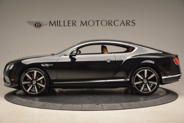 New 2017 Bentley Continental GT W12 for sale Sold at Bugatti of Greenwich in Greenwich CT 06830 3