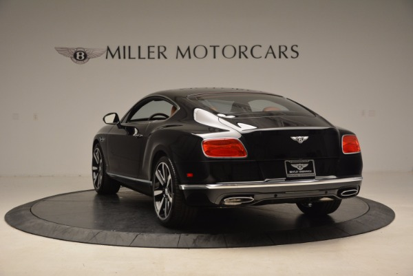 New 2017 Bentley Continental GT W12 for sale Sold at Bugatti of Greenwich in Greenwich CT 06830 5
