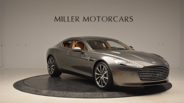 New 2017 Aston Martin Rapide S Shadow Edition for sale Sold at Bugatti of Greenwich in Greenwich CT 06830 11