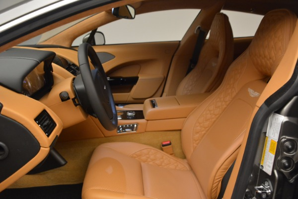 New 2017 Aston Martin Rapide S Shadow Edition for sale Sold at Bugatti of Greenwich in Greenwich CT 06830 13