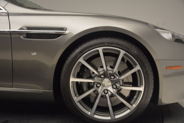 New 2017 Aston Martin Rapide S Shadow Edition for sale Sold at Bugatti of Greenwich in Greenwich CT 06830 23