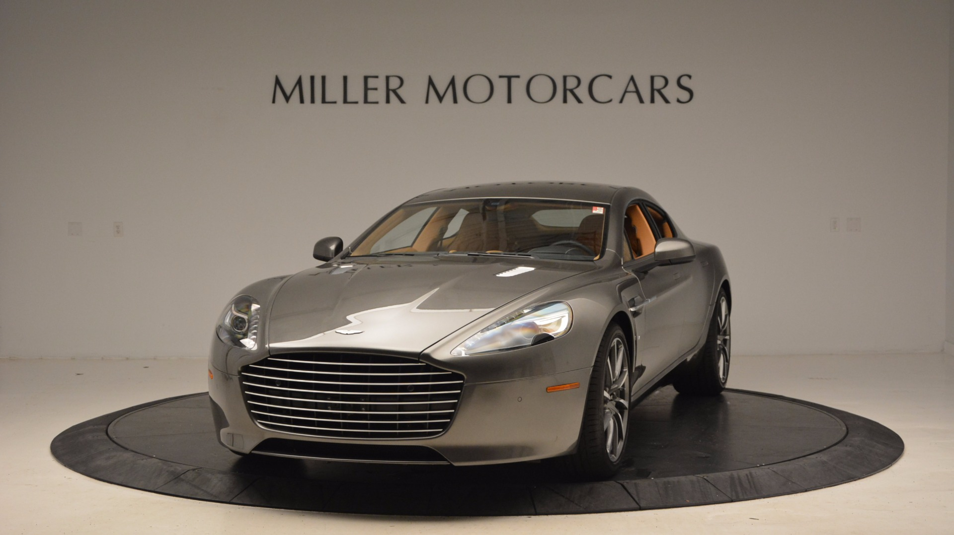 New 2017 Aston Martin Rapide S Shadow Edition for sale Sold at Bugatti of Greenwich in Greenwich CT 06830 1
