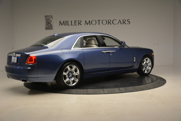 Used 2010 Rolls-Royce Ghost for sale $109,900 at Bugatti of Greenwich in Greenwich CT 06830 10