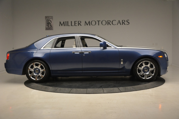 Used 2010 Rolls-Royce Ghost for sale $109,900 at Bugatti of Greenwich in Greenwich CT 06830 11