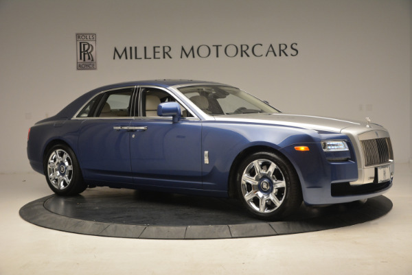 Used 2010 Rolls-Royce Ghost for sale $109,900 at Bugatti of Greenwich in Greenwich CT 06830 12