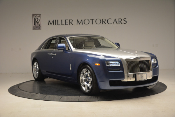 Used 2010 Rolls-Royce Ghost for sale $109,900 at Bugatti of Greenwich in Greenwich CT 06830 13