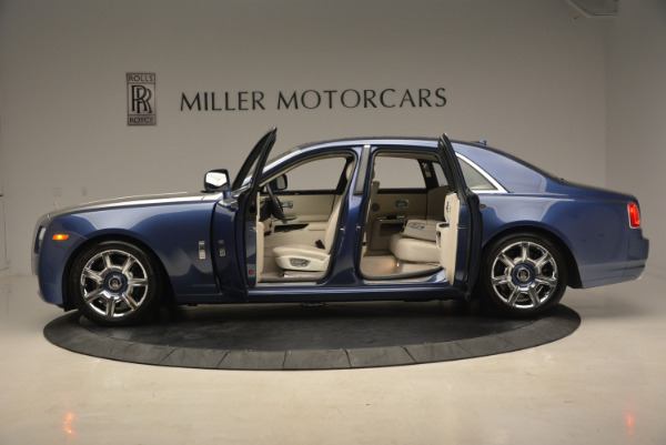 Used 2010 Rolls-Royce Ghost for sale $109,900 at Bugatti of Greenwich in Greenwich CT 06830 14