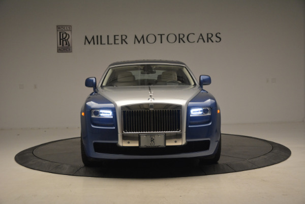 Used 2010 Rolls-Royce Ghost for sale $109,900 at Bugatti of Greenwich in Greenwich CT 06830 2