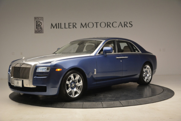 Used 2010 Rolls-Royce Ghost for sale $109,900 at Bugatti of Greenwich in Greenwich CT 06830 3