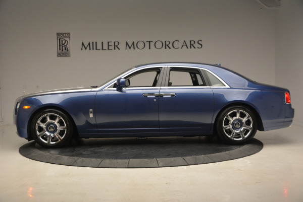 Used 2010 Rolls-Royce Ghost for sale $109,900 at Bugatti of Greenwich in Greenwich CT 06830 4
