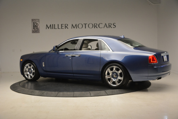 Used 2010 Rolls-Royce Ghost for sale $109,900 at Bugatti of Greenwich in Greenwich CT 06830 5