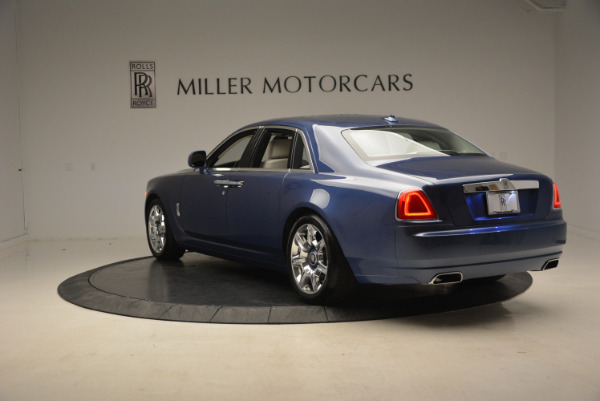 Used 2010 Rolls-Royce Ghost for sale $109,900 at Bugatti of Greenwich in Greenwich CT 06830 6