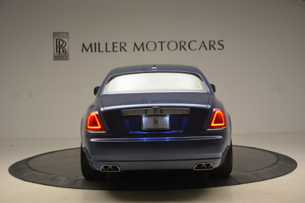 Used 2010 Rolls-Royce Ghost for sale $109,900 at Bugatti of Greenwich in Greenwich CT 06830 7
